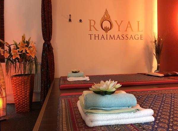 Bei Royal Thaimassage kommst du in den Genuss der traditionellen Massagen aus Thailand.