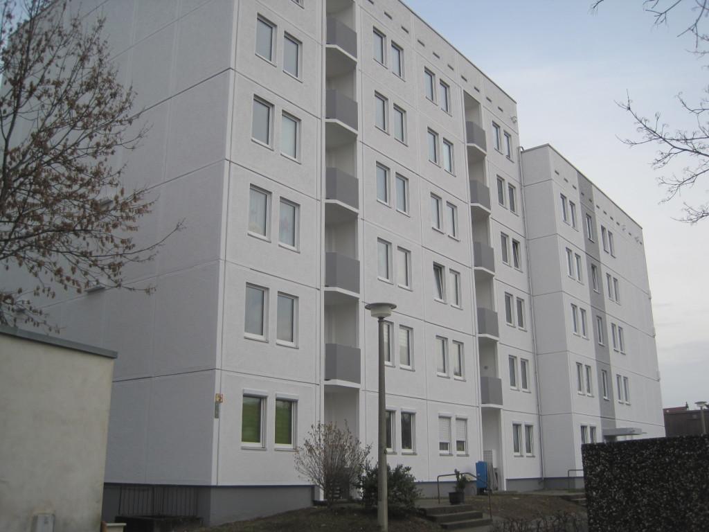 Eine Wohnsiedlung in Reick.