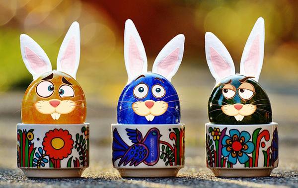 Auch für Ostern wird es bald wieder viele Materialien geben!