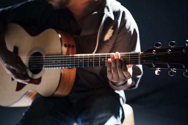 Die Gitarre ist eines der beliebtesten Instrumente!