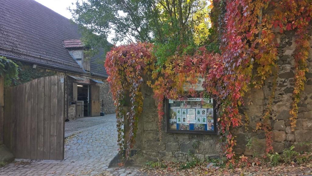Das Tor zum Reiterhof. ©Pillnitzer Reiterhof
