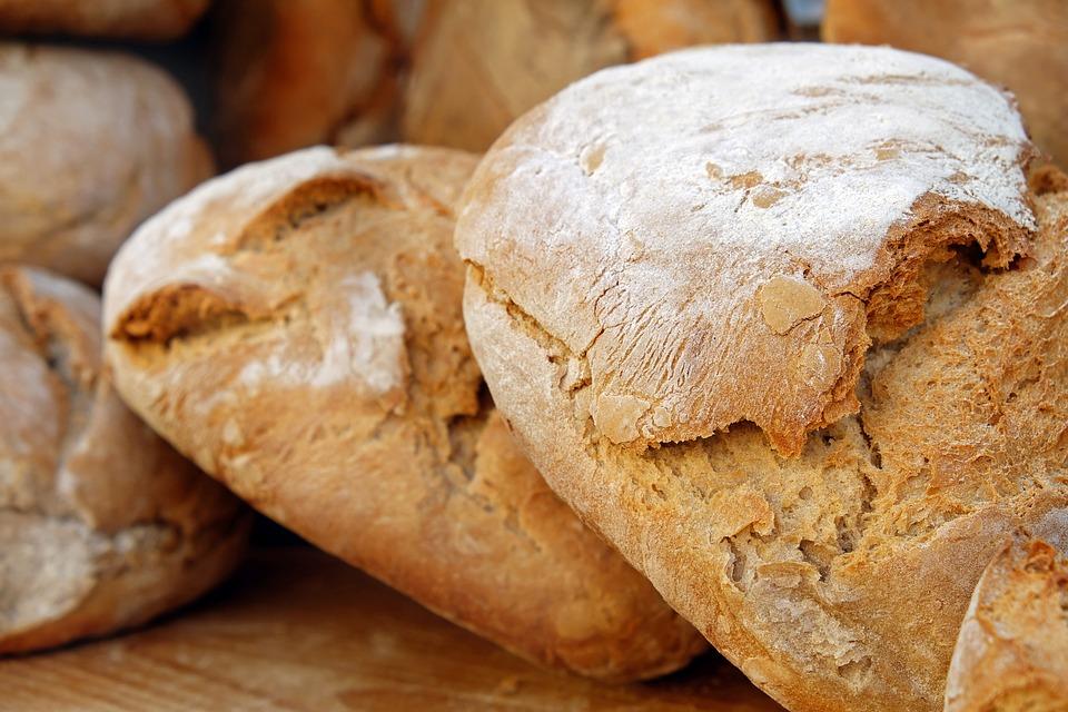 Nichts geht über ein frisch gebackenes, knuspriges Brot.