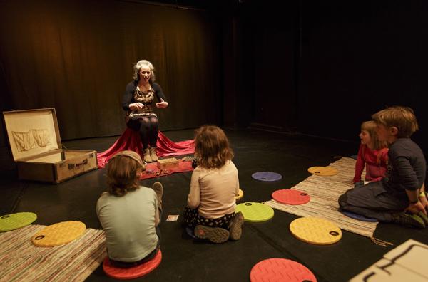 ©Klaus Gigga - Natürlich gibt es auch für Kinder eine ganze Menge zu sehen.