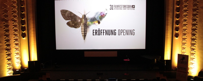 Feierliche Eröffnung im Filmtheater Schauburg