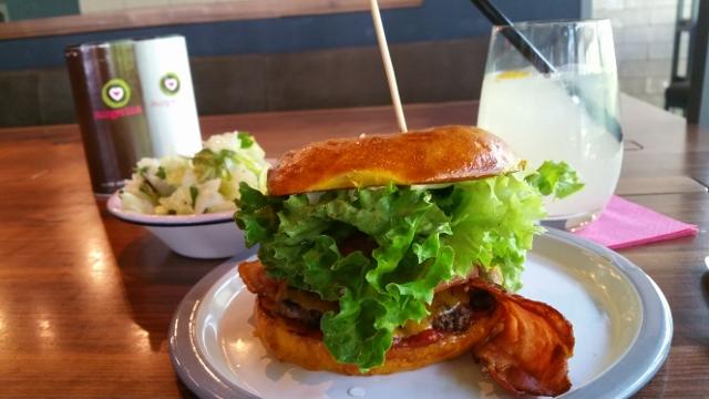 Leckere Burger (c)Burgerlich