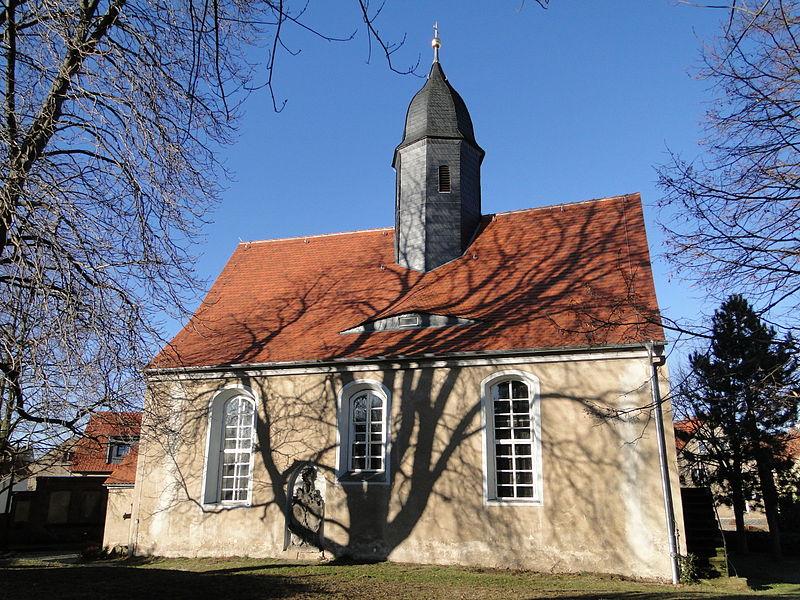 Christophoruskirche Wilschdorf