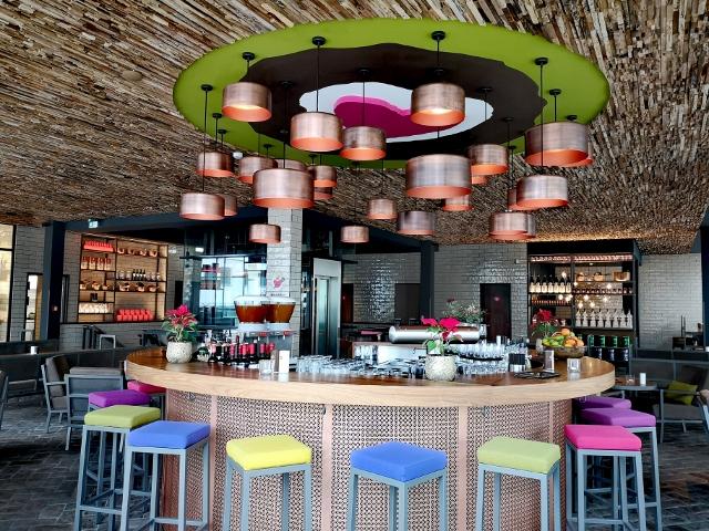 Die Bar des Burgerlich. (c)Burgerlich