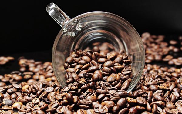 Hier wird besonders Wert auf den Ursprung der Kaffebohnen gelegt.