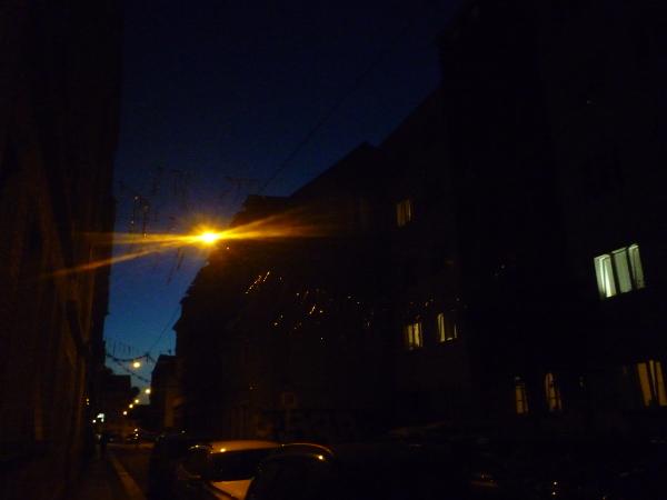 Dresden bei Nacht - ist einkaufen da noch möglich?