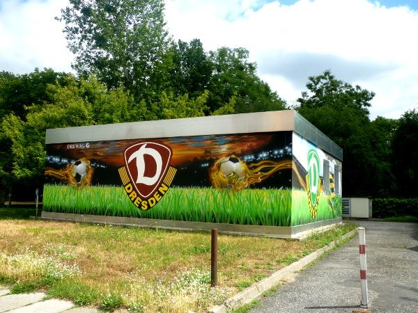 Das Dresdner Stadion