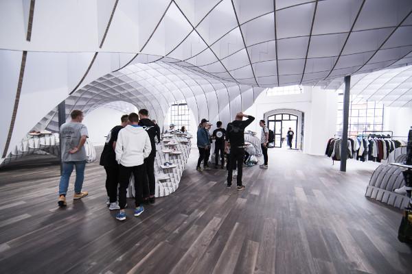 Sneakerstore in Dresden Foto: Thomas Schlorke