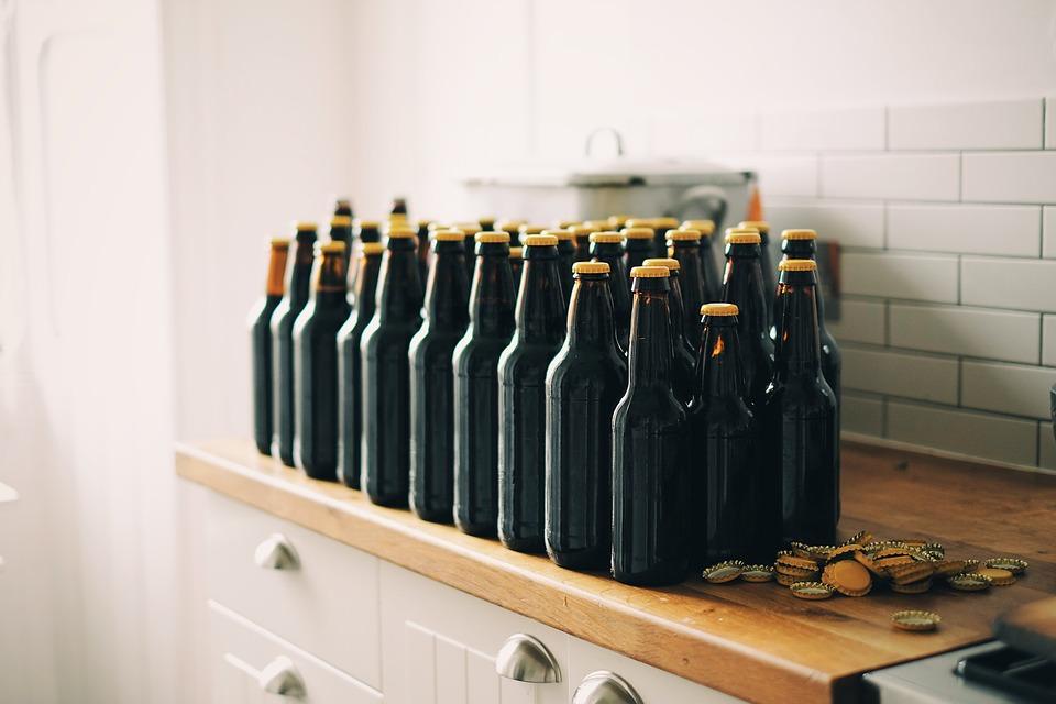 Bier in sämtlichen Geschmacksrichtungen.
