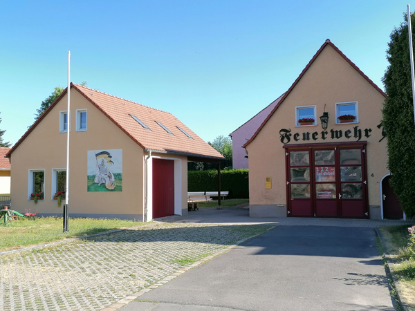 Seit 1943 ist die Freiwillige Feuerwehr in Wilschdorf.