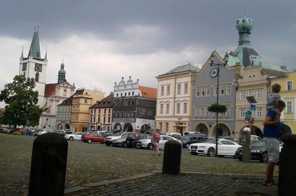 Marktplatz von Litomerice