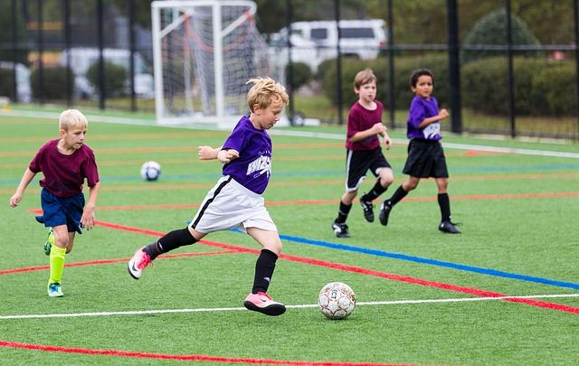 Der Fußball-Nachwuchs