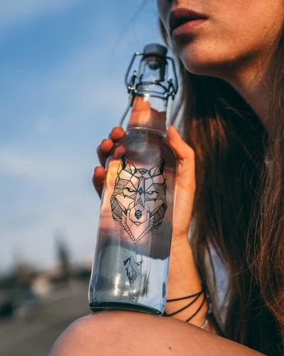 Flasche.Glasmates.MadeInDresden