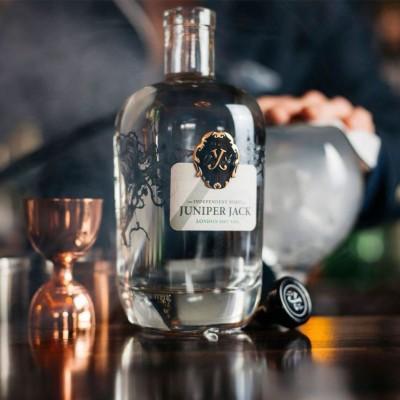 London Dry Gin von Juniper Jack.