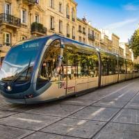 So sehen Straßenbahnen in Bordeaux-Frankreich aus, vielleicht auch bald hier?