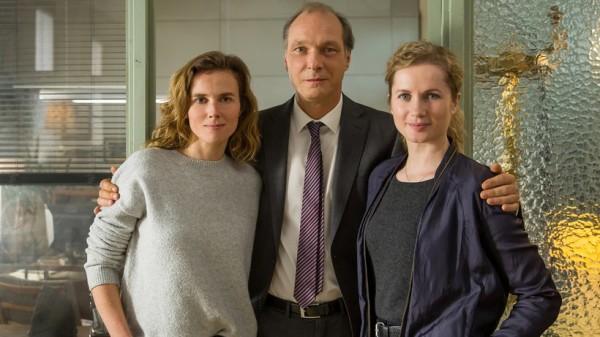 Das Team aus Dresden.   Bildquelle: MDR/Wiedemann&Berg/Daniela Incoronato