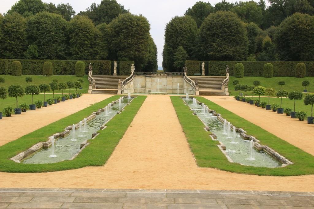 Auf diesem besonderen Fleckchen Erde trifft der französische Charme aus Versailles auf die großartige italienische Gartenkunst.