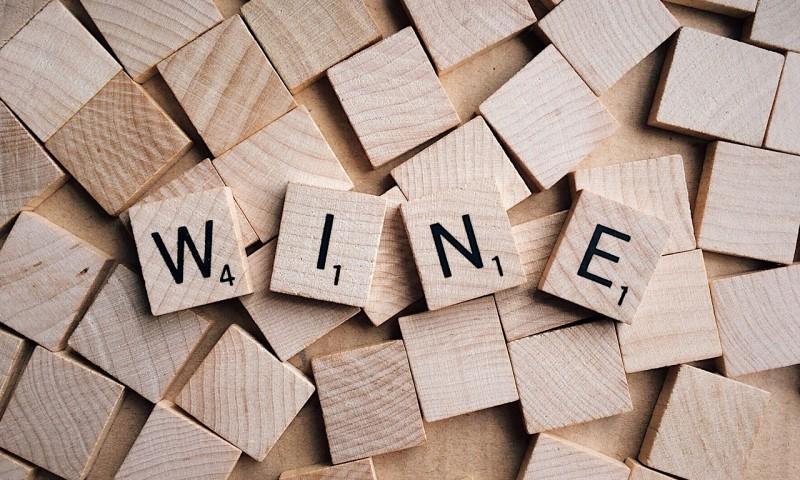 Weinhandlungen und Weinverkostungen.Titelbild