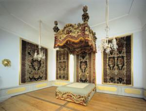 Barocker Charme im Schloss.