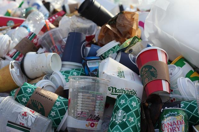 Müll über Müll