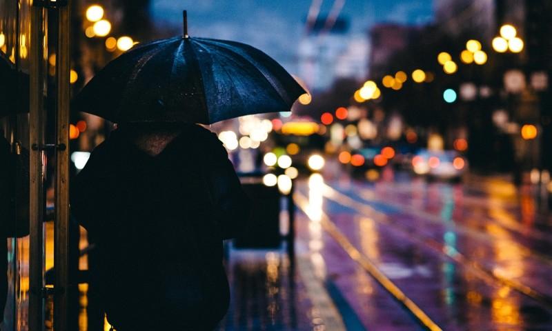 10 Schlechtwetter-Aktivitäten.Titelbild.Regen